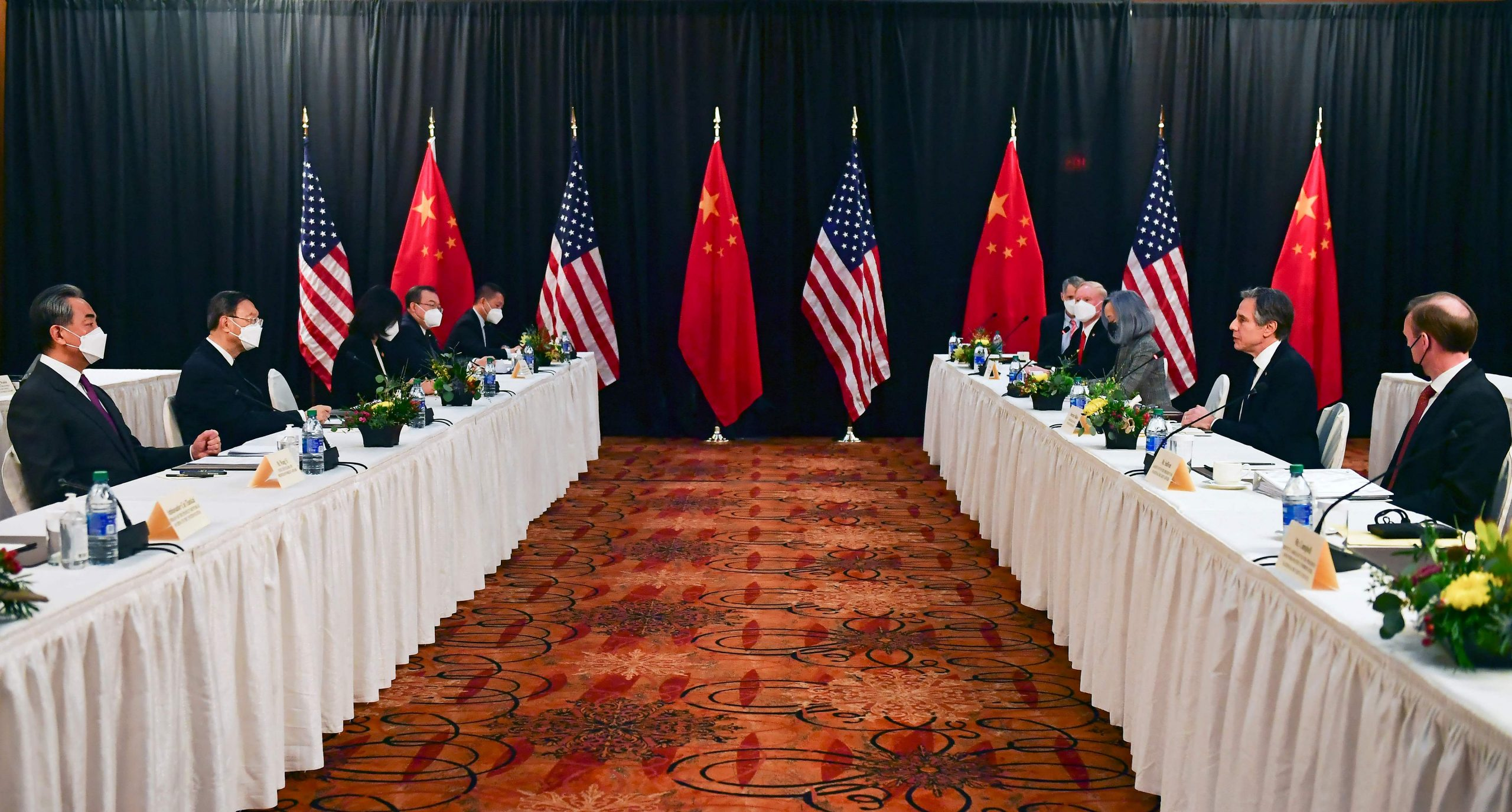 Russia and China will now confront together any intrigues and traps of Washington