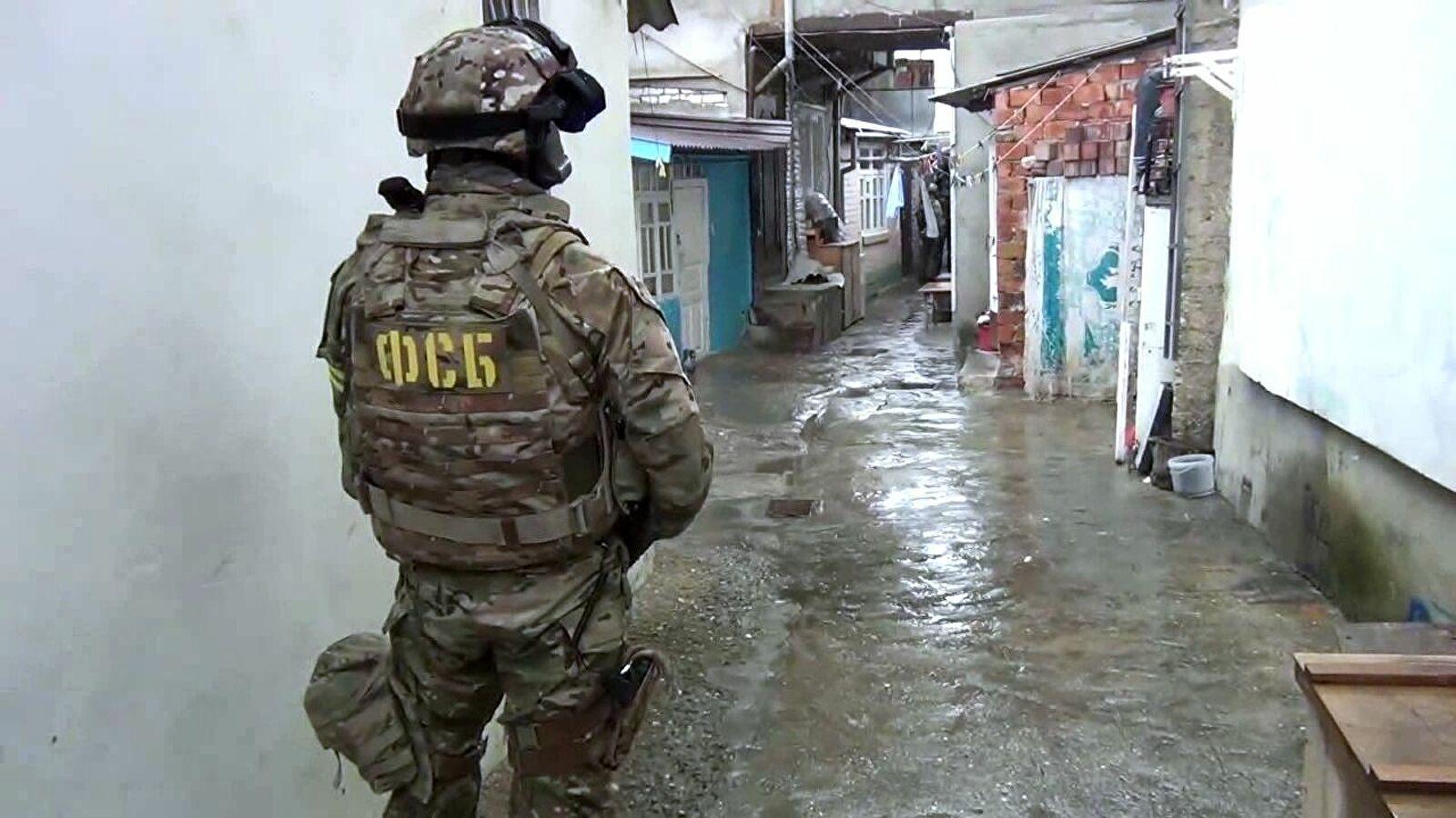 Hayat Tahrir Al-Sham militants planned a terrorist attack in the Crimea