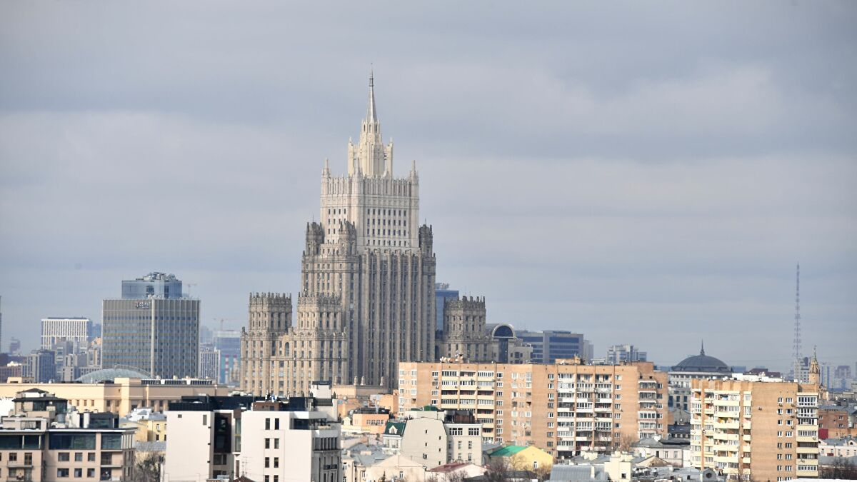 Deputy Head of U.S. Embassy summoned to Russian Foreign Ministry