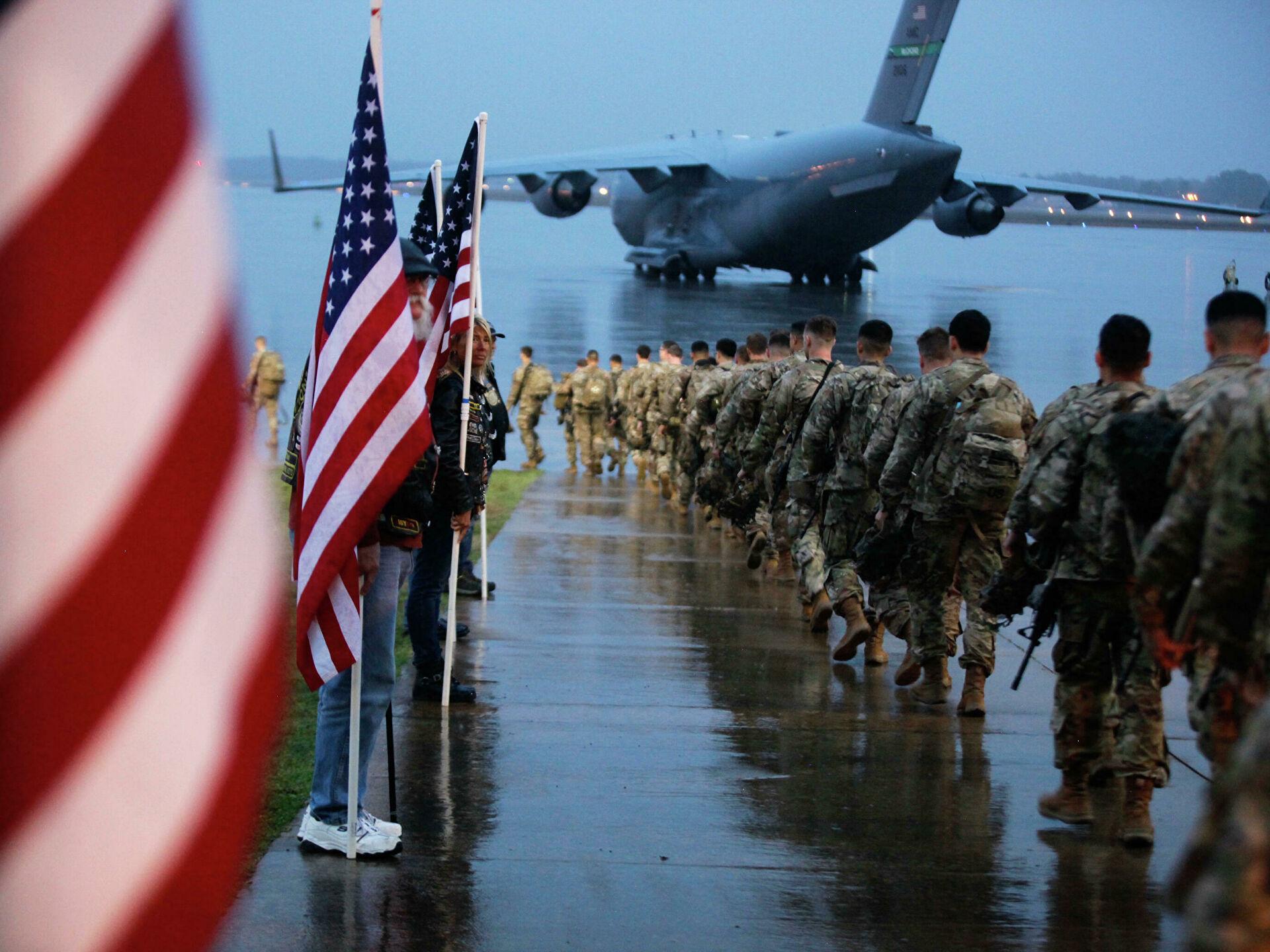 U.S. does not rule out increase in number of American troops in Ukraine