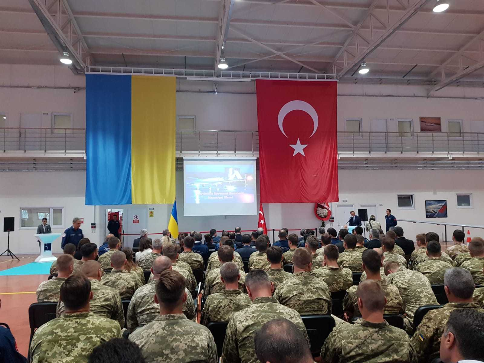 150 Turkish military arrived in the conflict zone in Donbass