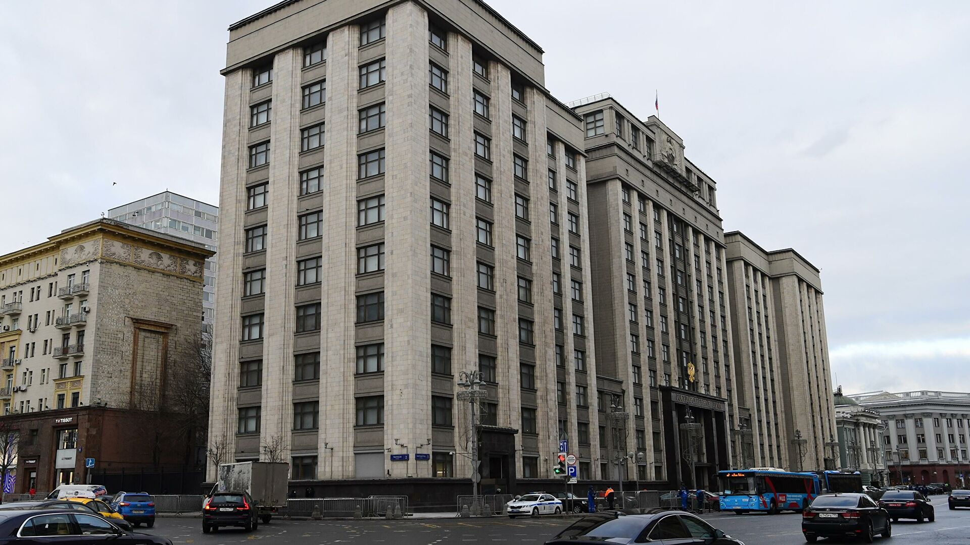 State Duma comments on new US sanctions against the state debt of Russia