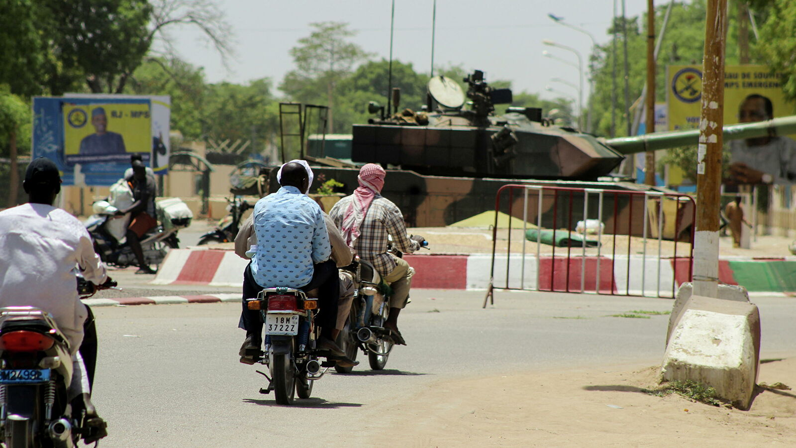 Media reveals plans of Libyan army to settle on the border with Chad
