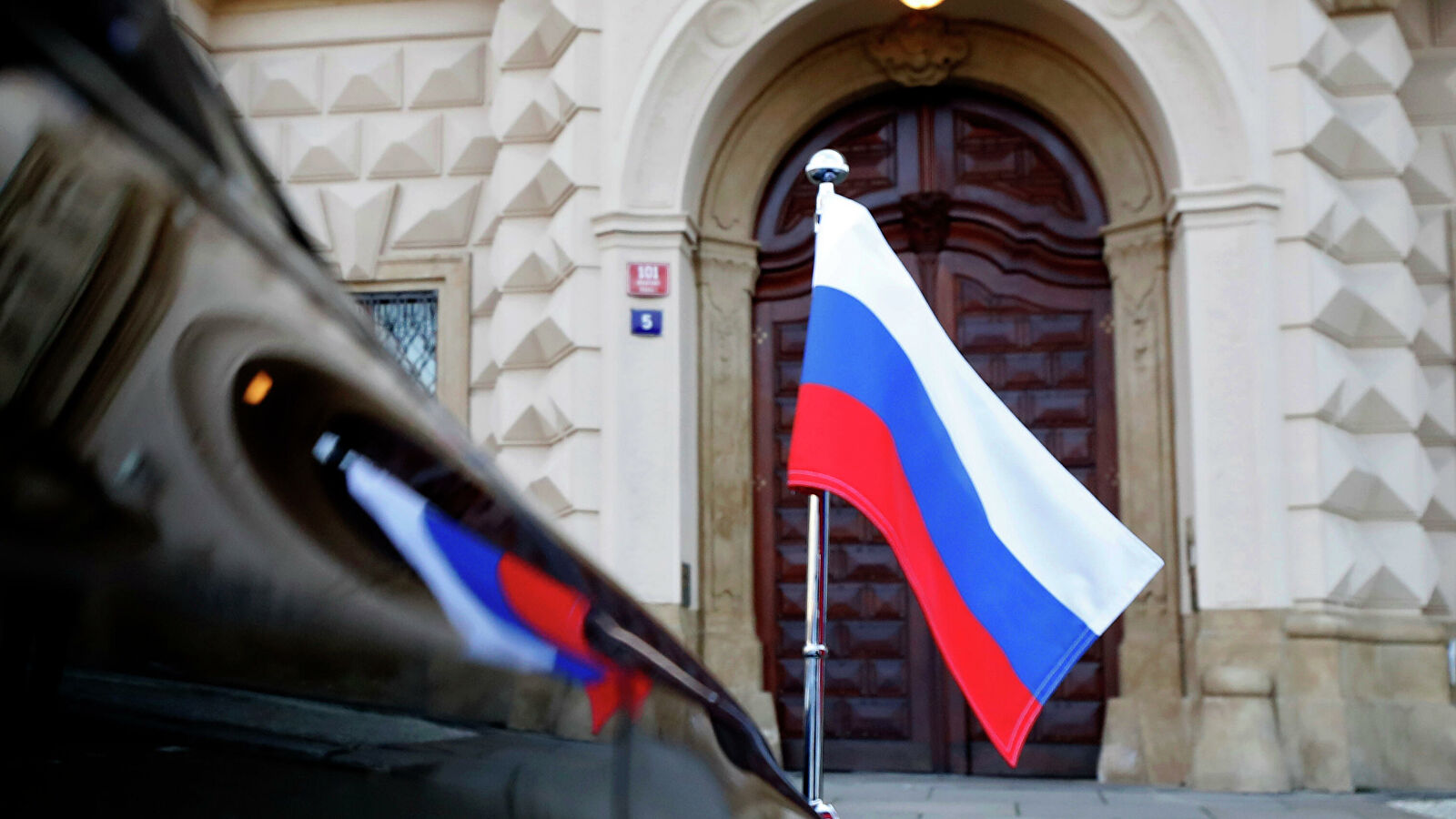 Czech Republic to reduce composition of the Russian embassy to the level of the diplomatic mission in Moscow