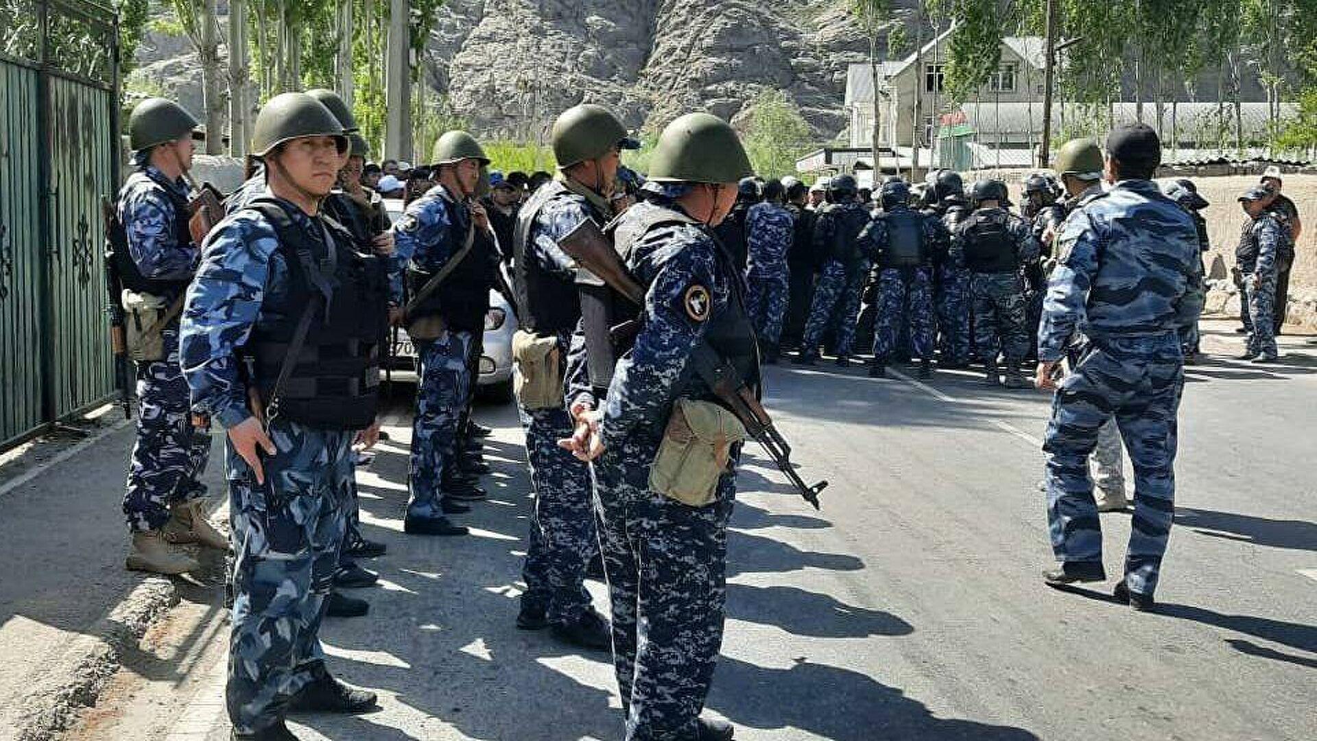 Firefight resumes on Kyrgyzstan-Tajikistan border