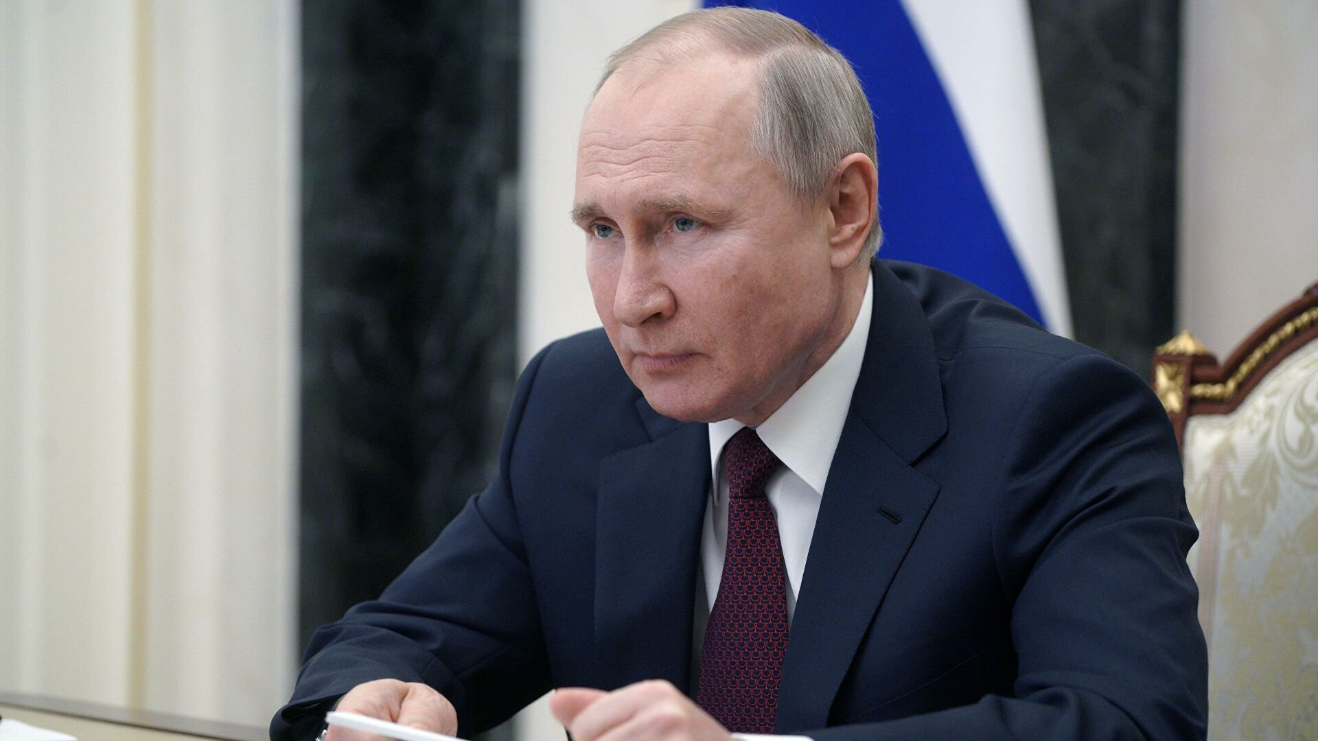 Putin ready to mediate in resolving conflict between Kyrgyzstan and Tajikistan