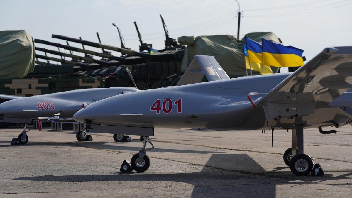 Turkey comments on sale of combat UAVs to Ukraine