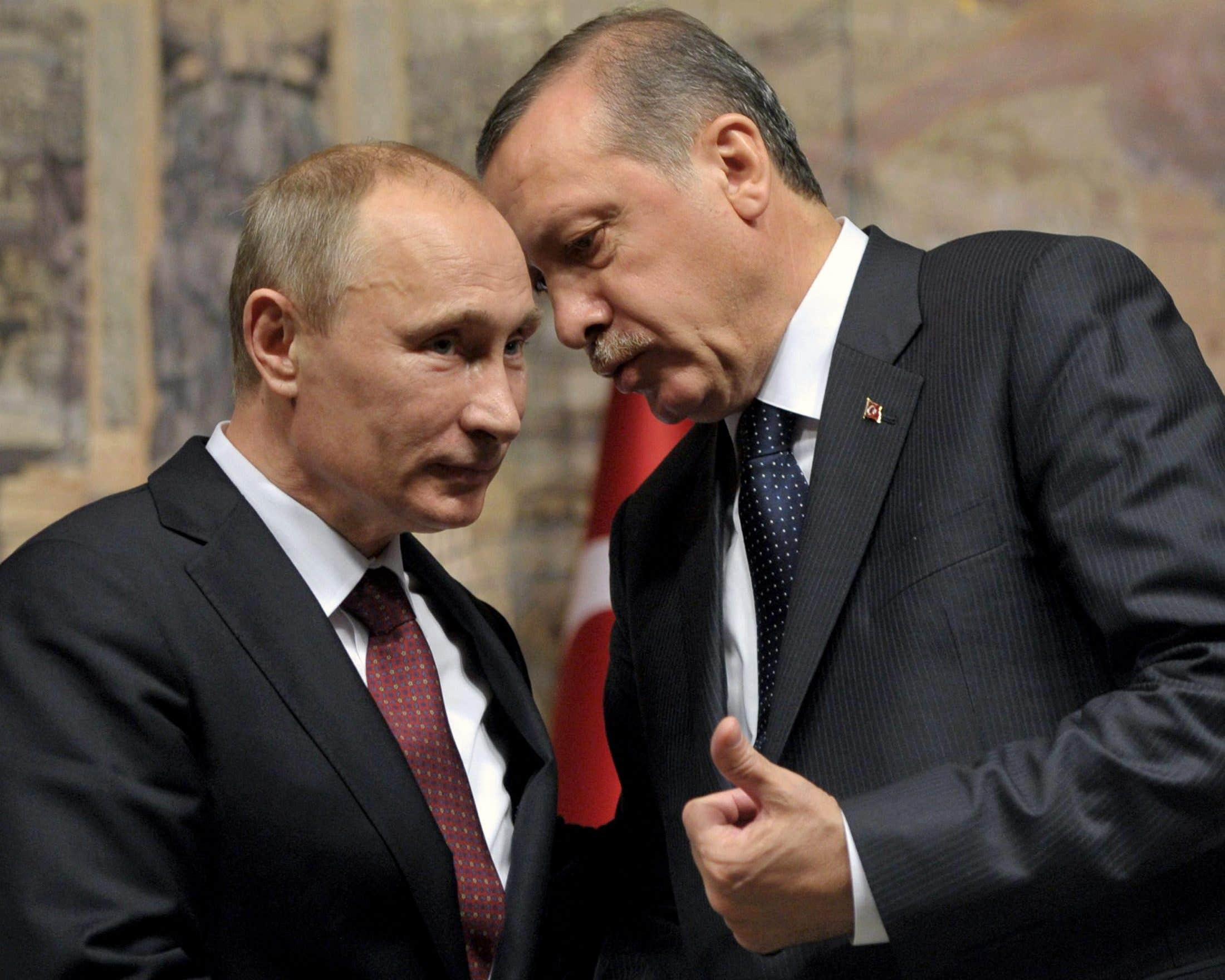 Putin and Erdogan discussed settlement in Karabakh