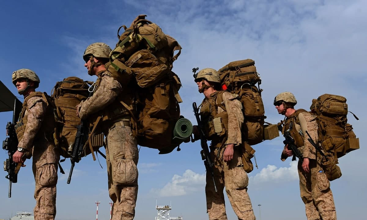 US and NATO begin withdrawing troops from a number of bases in Afghanistan