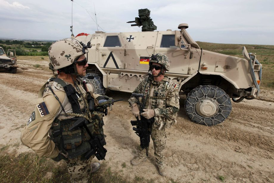 The Bundeswehr began the withdrawal of its units from Afghanistan