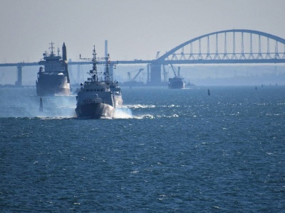 Moscow responds harshly to Pentagon for its dissatisfaction with suspension of passage of ships in parts of the Black Sea.