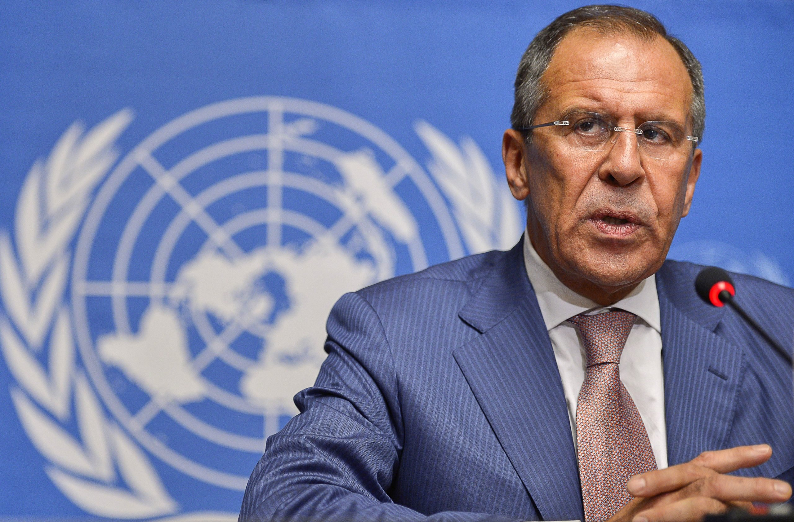 Russian Foreign Ministry urged Ukraine not to rely on US military assistance