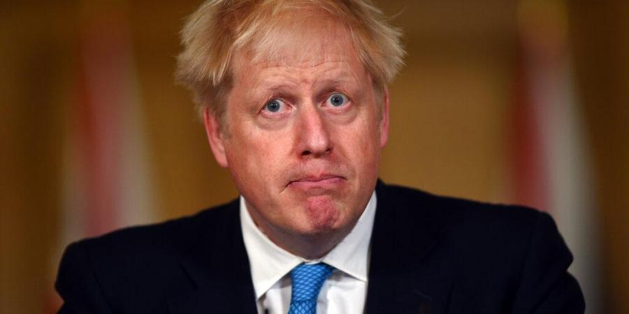 Boris Johnson: to stay afloat in a scandalous whirlwind