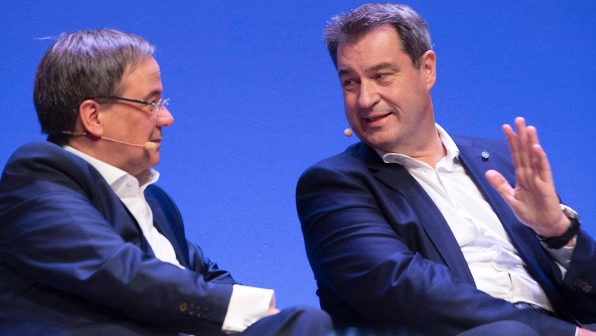 Lachet or Söder: two politicians intend to fight for chancellor's office in Germany