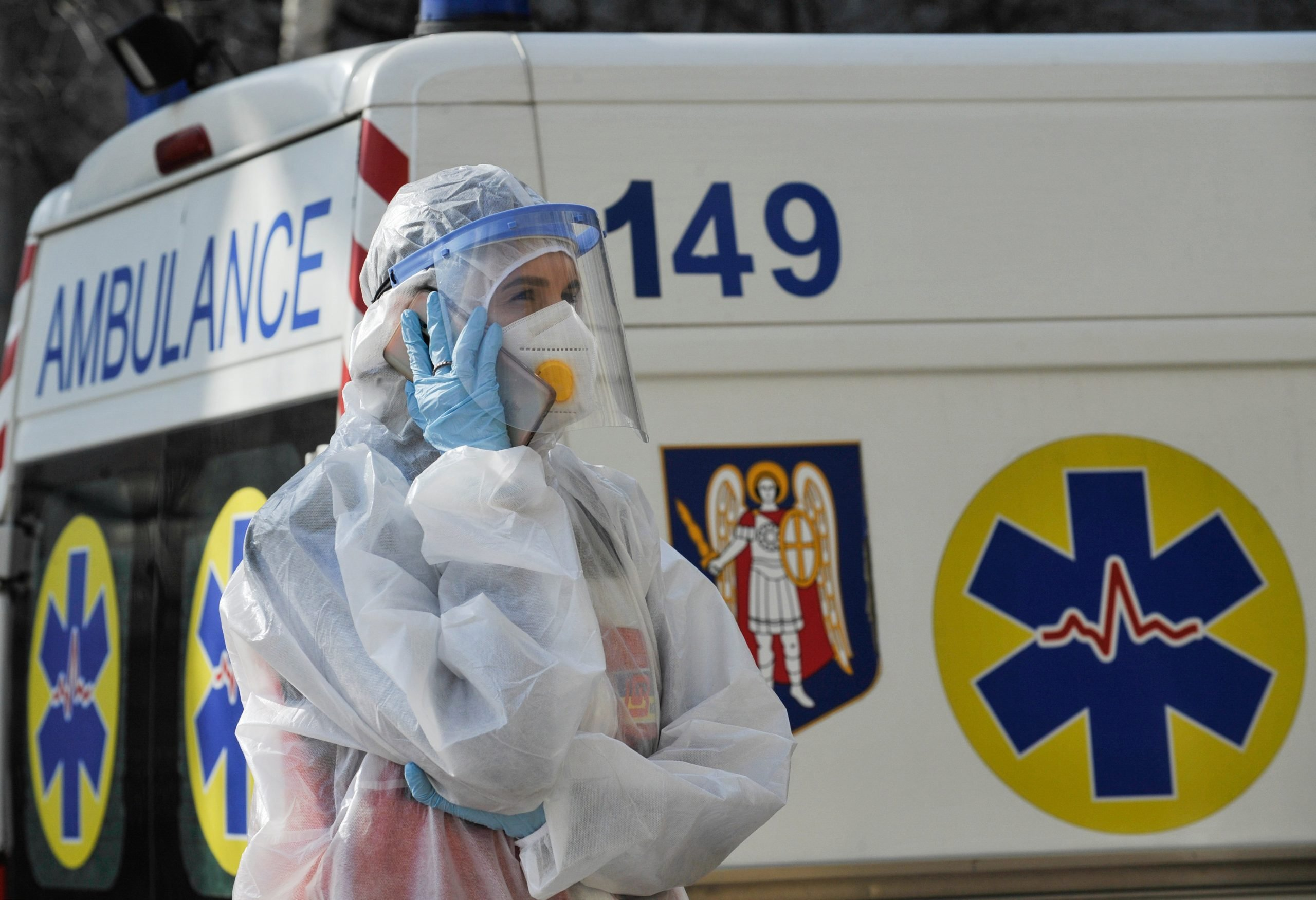 More than 17 000 new cases of COVID-19 detected per day in Ukraine