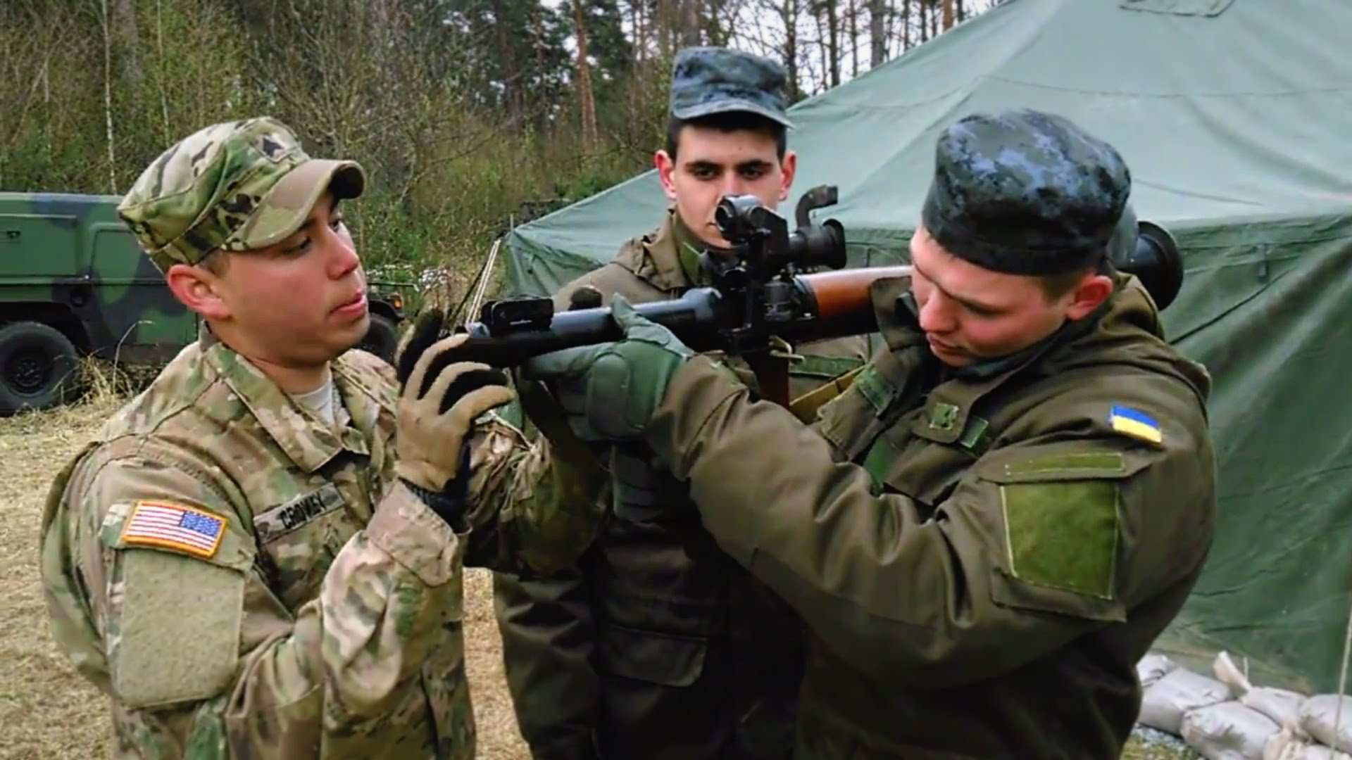 US will not expand training programme for AFU soldiers