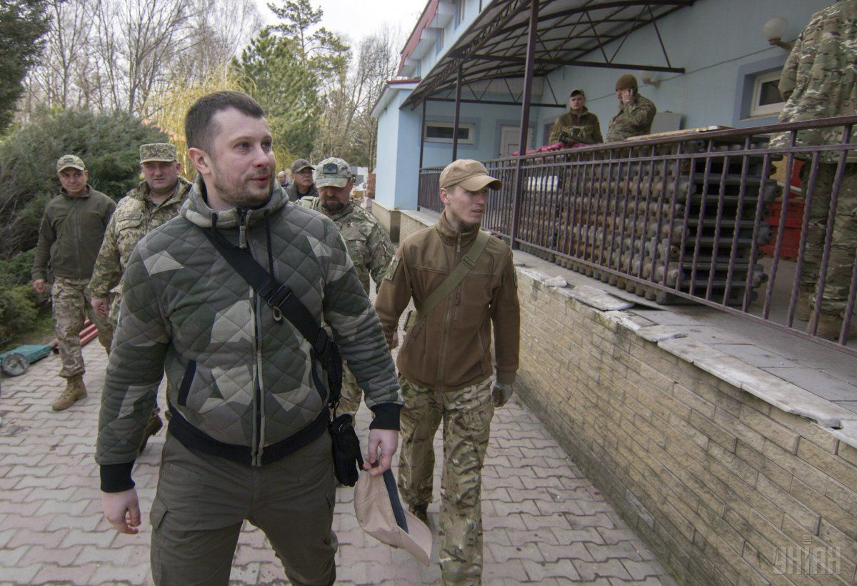 Ukrainian radicals announced mobilization amid escalating conflict in Donbass