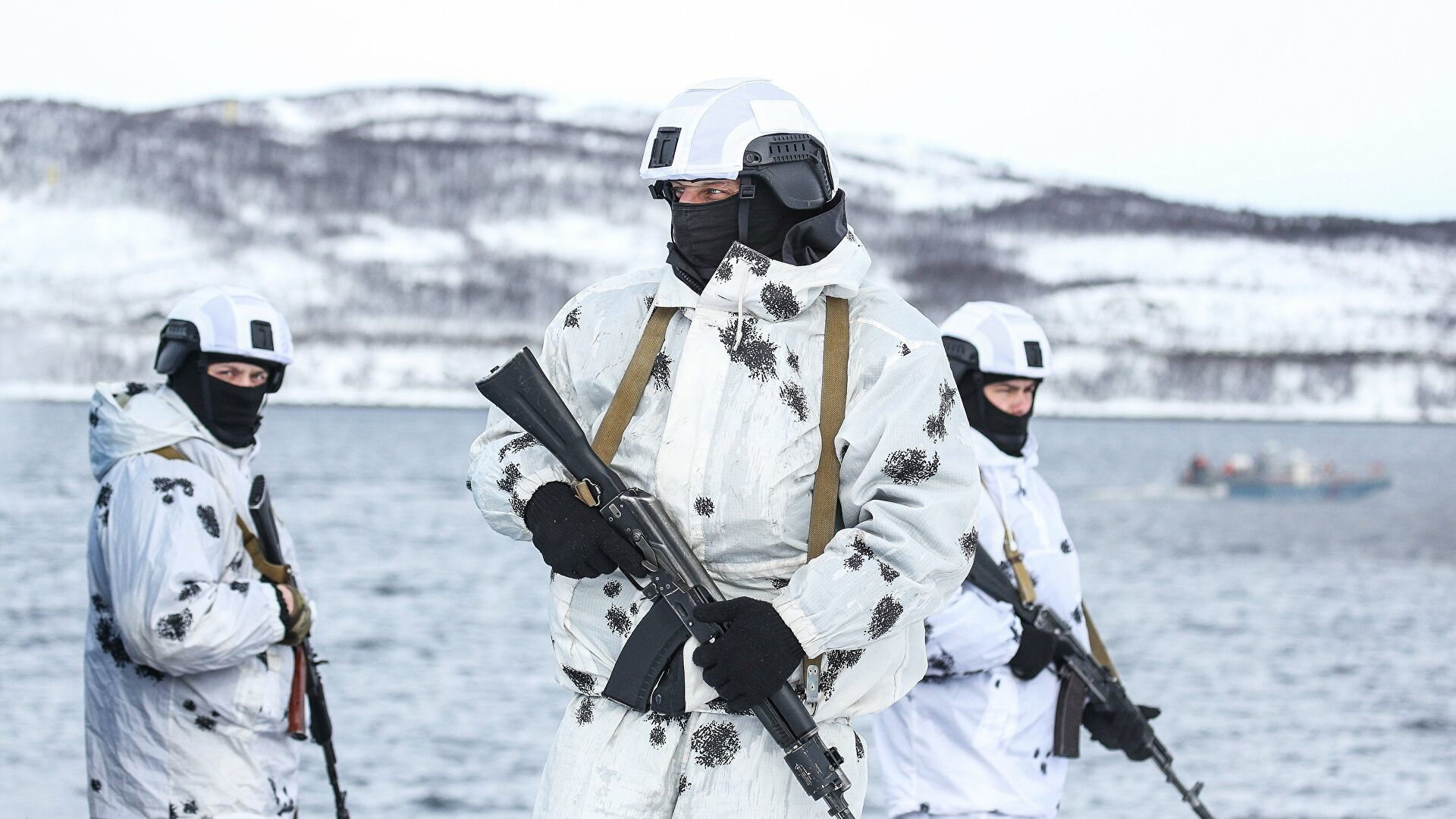 US declares intention to protect its national interests in the Arctic