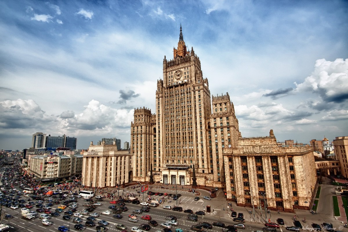 Moscow commented on expulsion of diplomat from Kiev