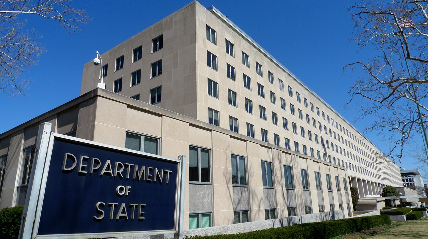 Russian chargé d'affaires to the US summoned to the State Department