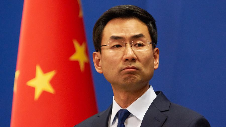 China expresses dissatisfaction with US and Japanese statement on Hong Kong and Taiwan