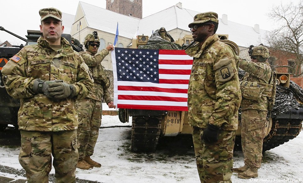 Moscow accuses US and NATO of escalating tensions on European territory