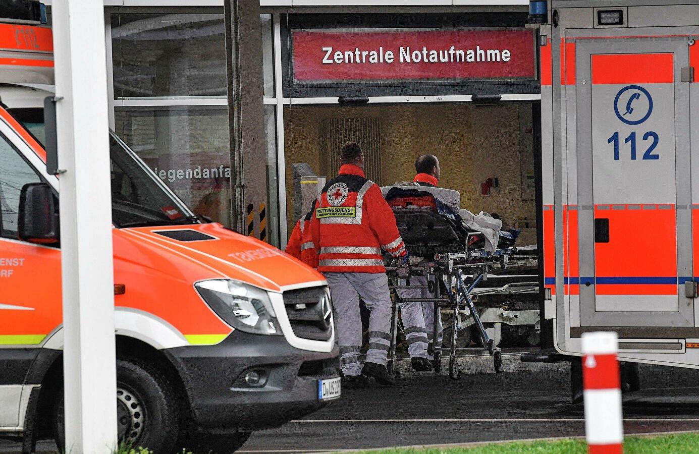 Pfizer's vaccine has made a German medic a COVID incubator