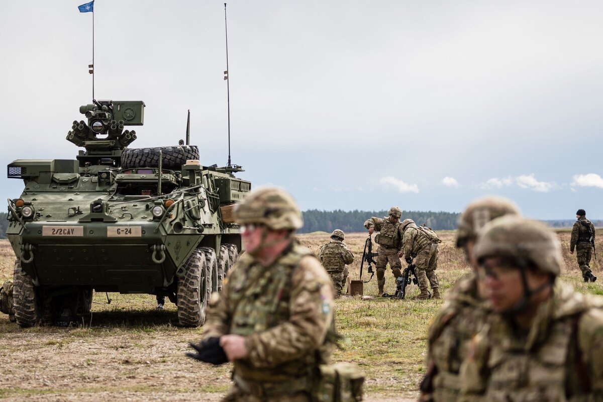Minsk reveals deployment of NATO reconnaissance centres near the borders of Belarus and Russia