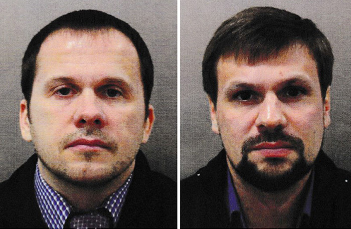 """""""The most serious diplomatic war ever"""". Czech Republic expels Russian diplomats and declares Petrov and Boshirov wanted"""