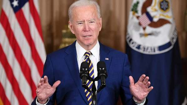 """Biden will land """"troops"""" in the Middle East: the United States will explain the Arabs to restart the JCPOA"""