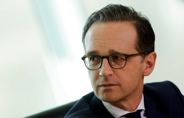 German foreign minister warns against course aimed at confrontation with Russia