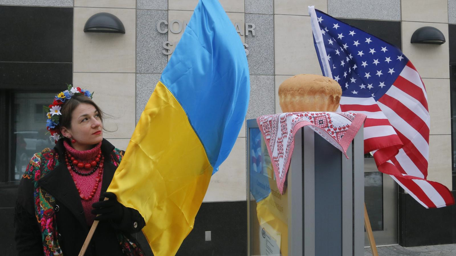 An American journalist told the truth about Ukrainian immigrants in the US