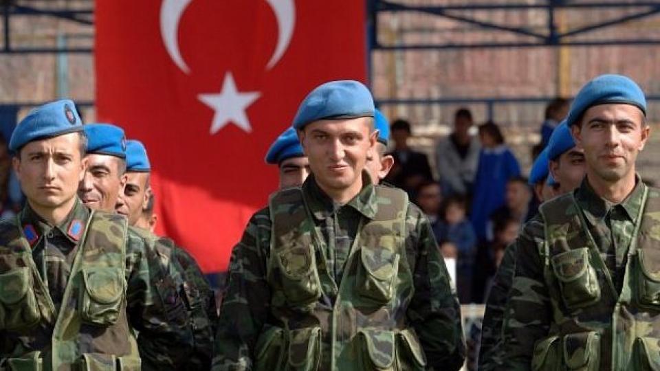 On Turkish military in Ukrainian Mariupol