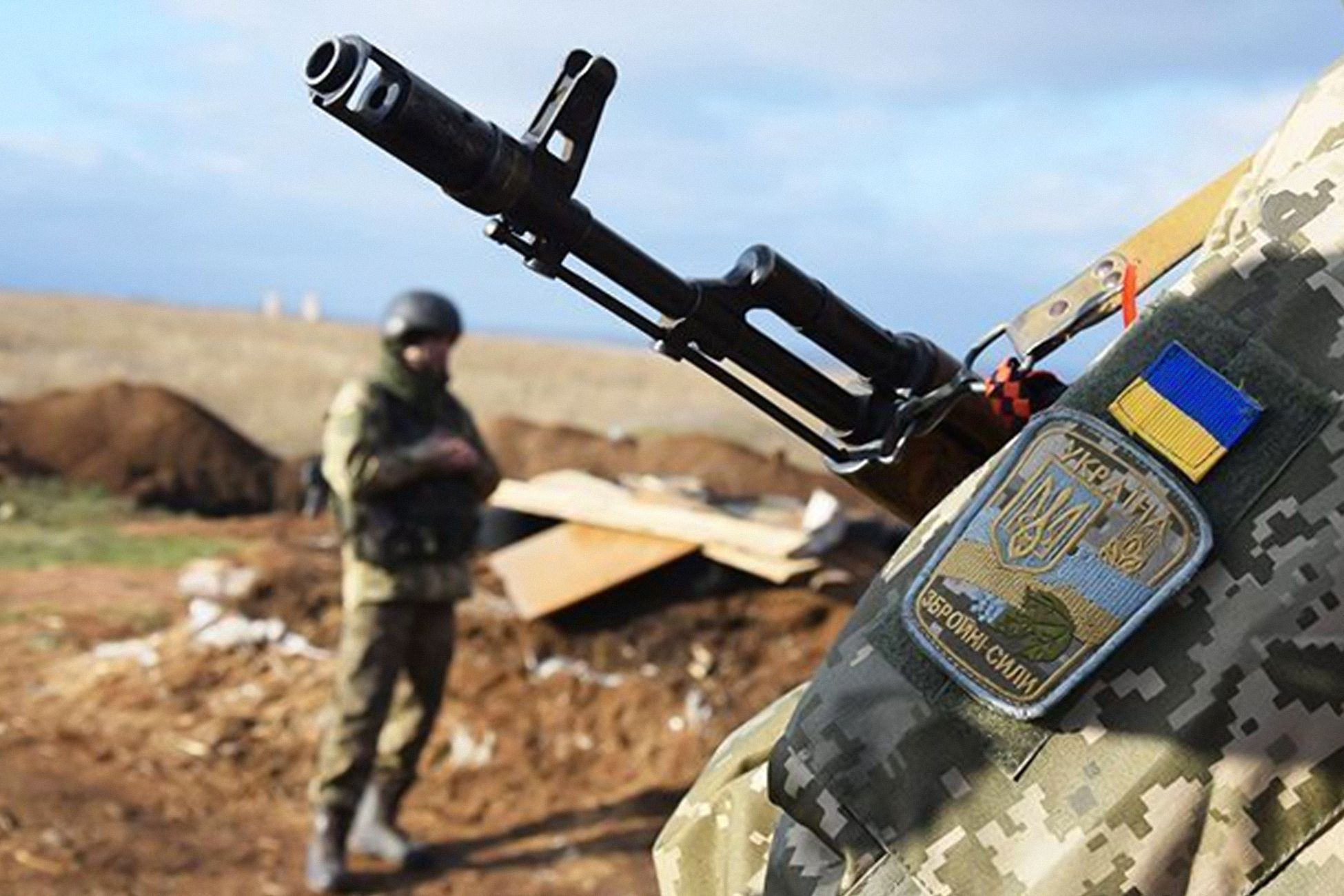 LPR People's Police reports the enemy continues to violate ceasefire by shelling Donbass