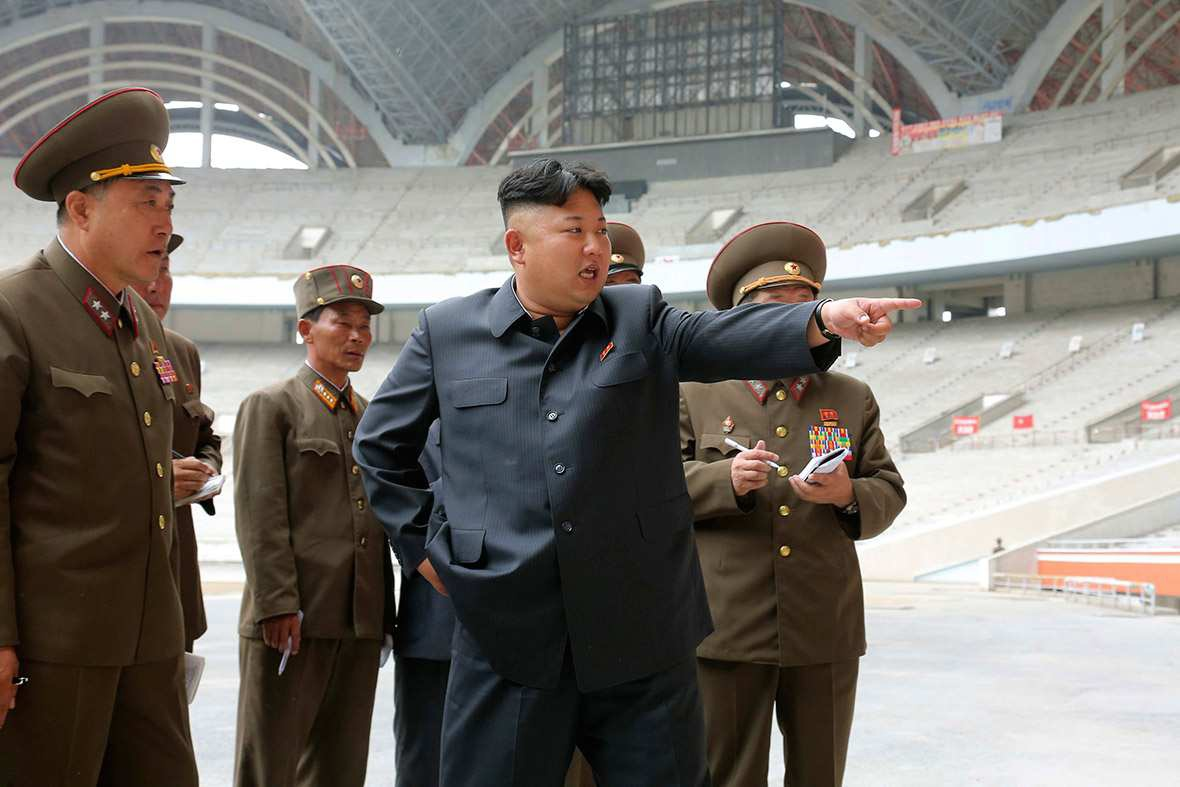 North Korea executes official for inefficiency