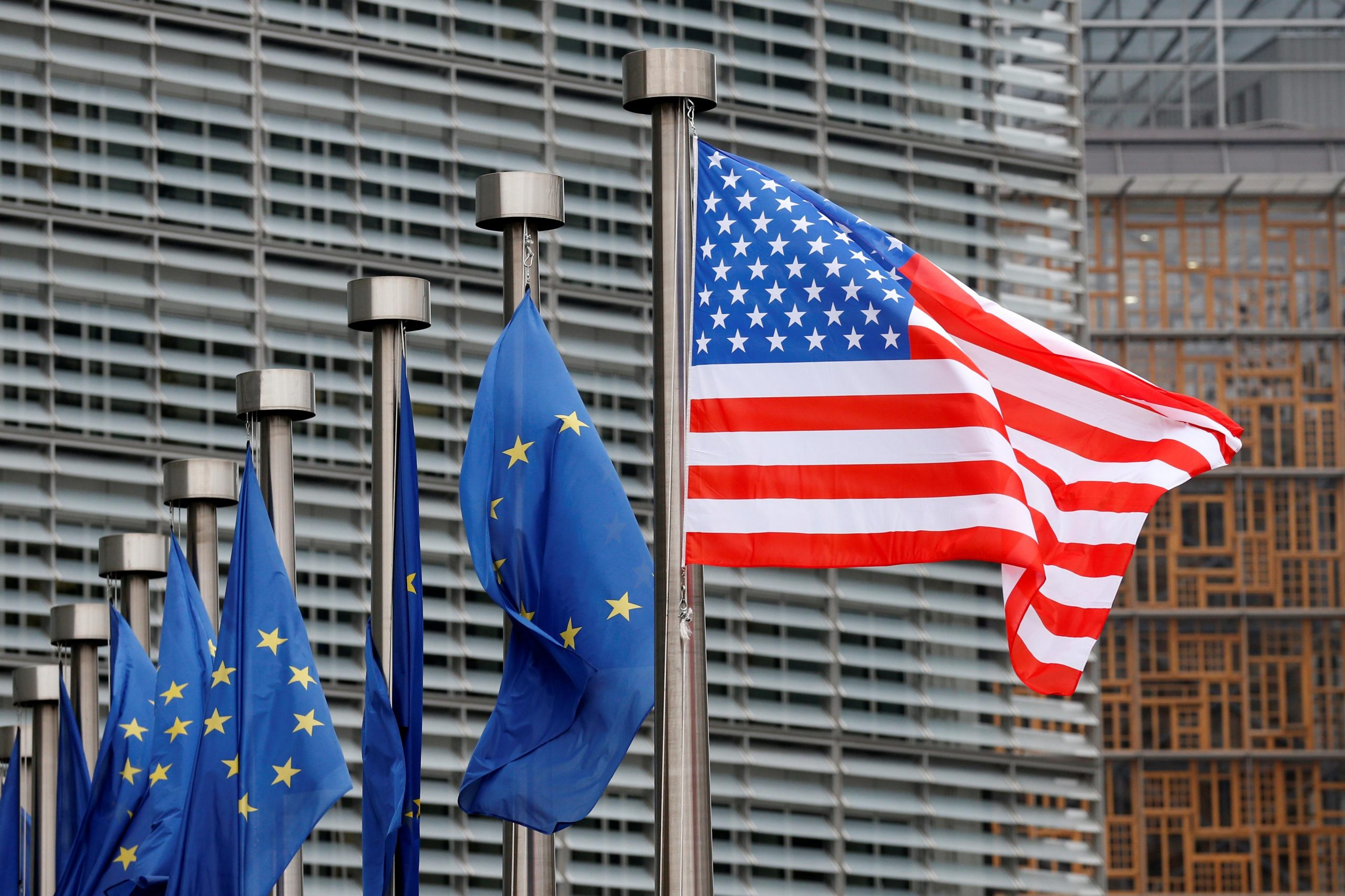 """US bustling about """"protection"""" of Europe"""