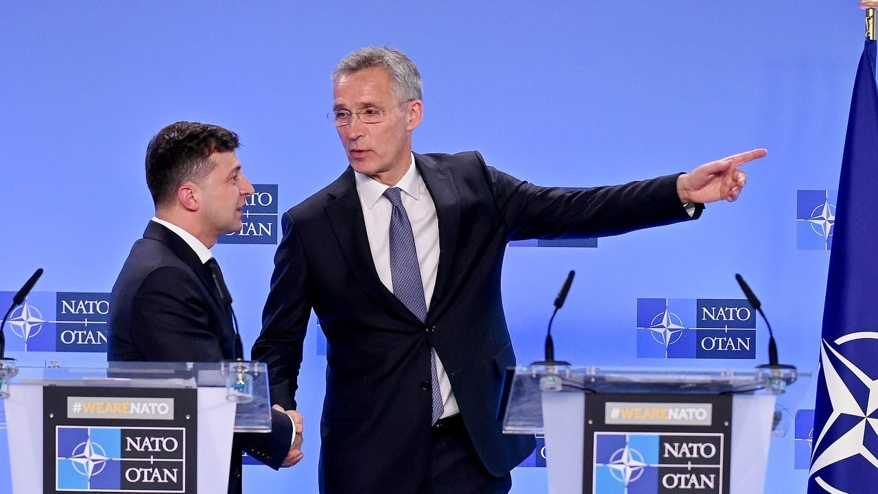 Süddeutsche Zeitung: Ukraine's desire to join NATO is hopeless
