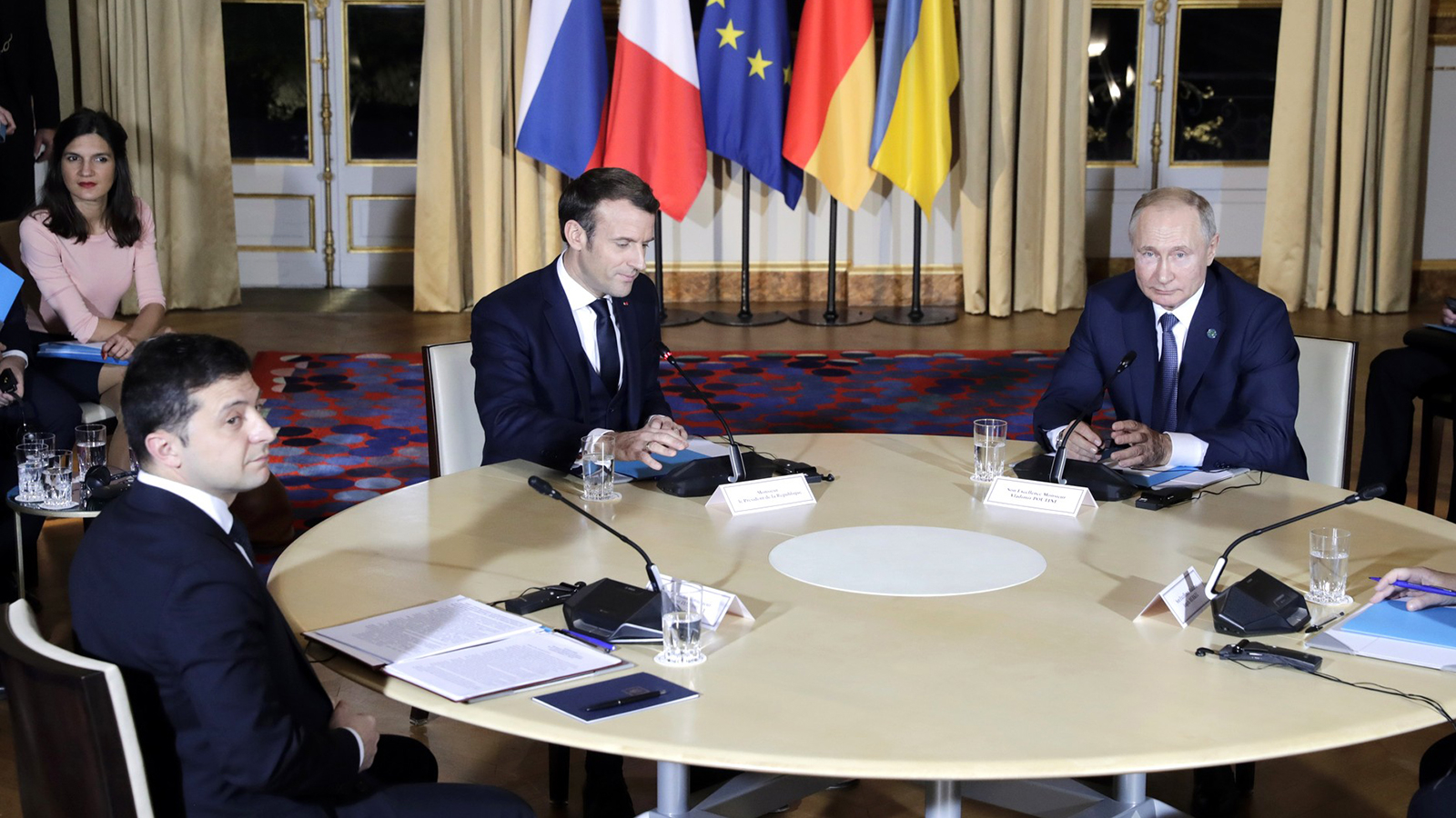 Moscow proposes to hold the Normandy summit right in the Donbass