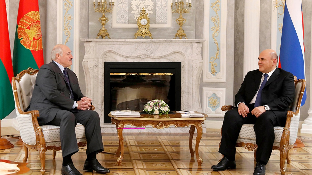 Russian PM and Belarusian President to meet in Minsk