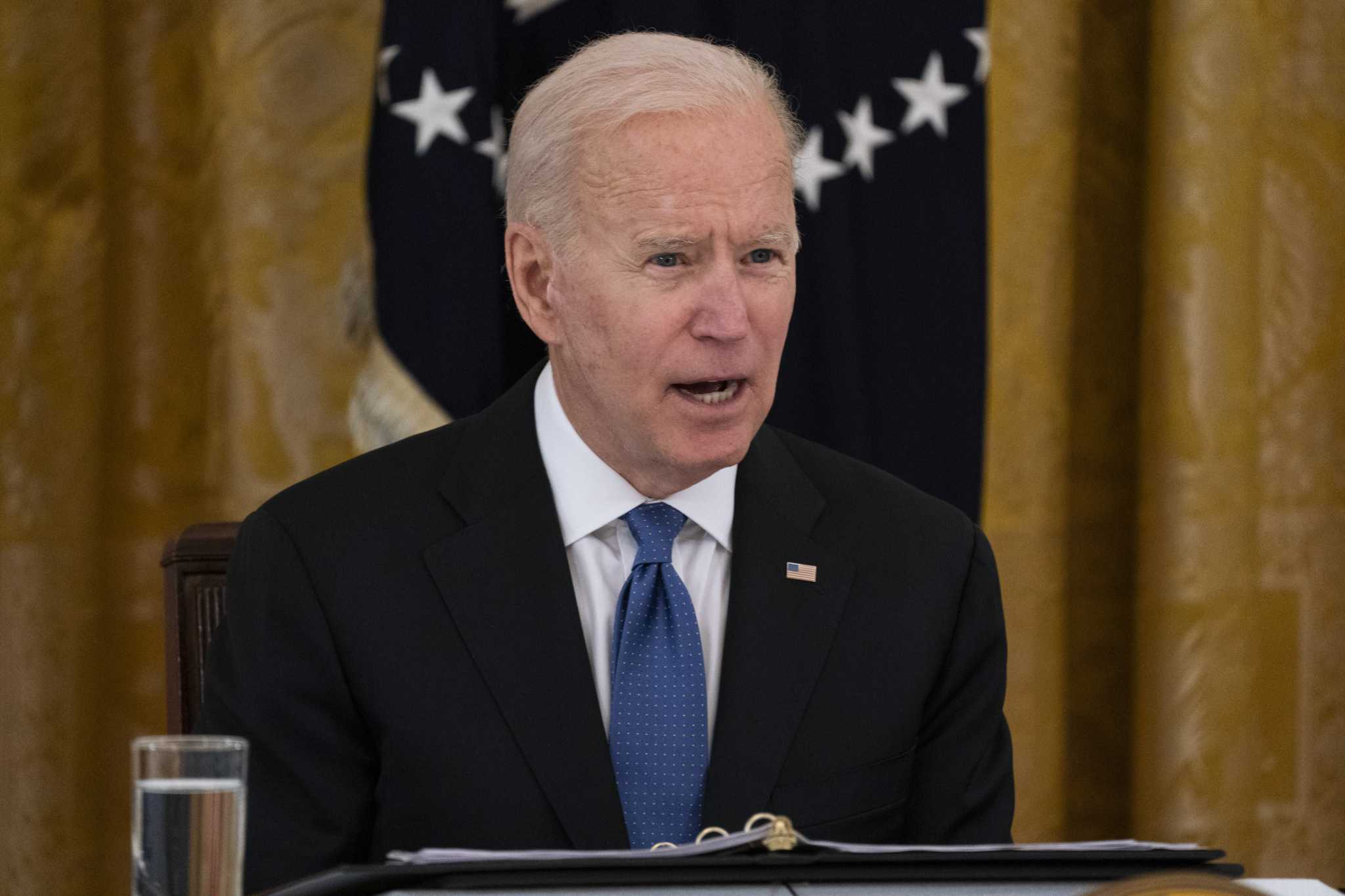 US President Joe Biden asks Congress to allocate $715 billion to the Pentagon to counter Russia and China