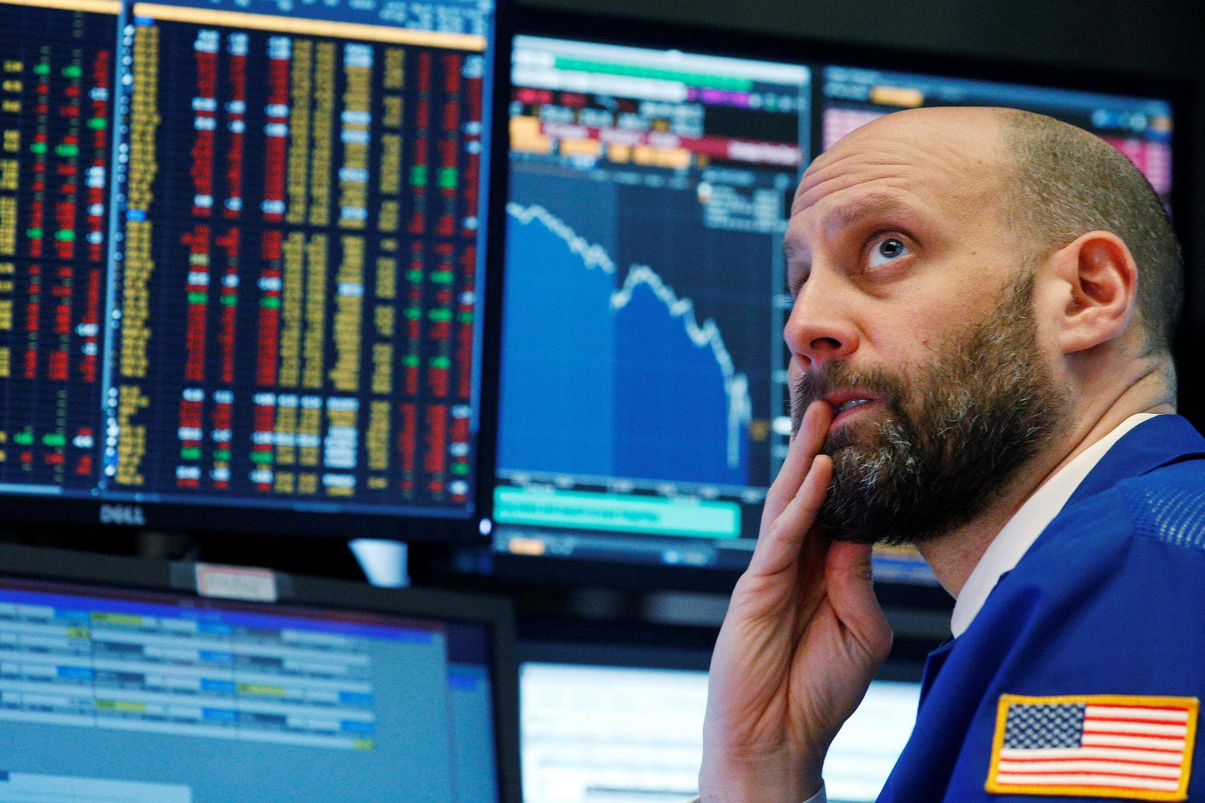 Bloomberg reports: US stock market crashed to record high
