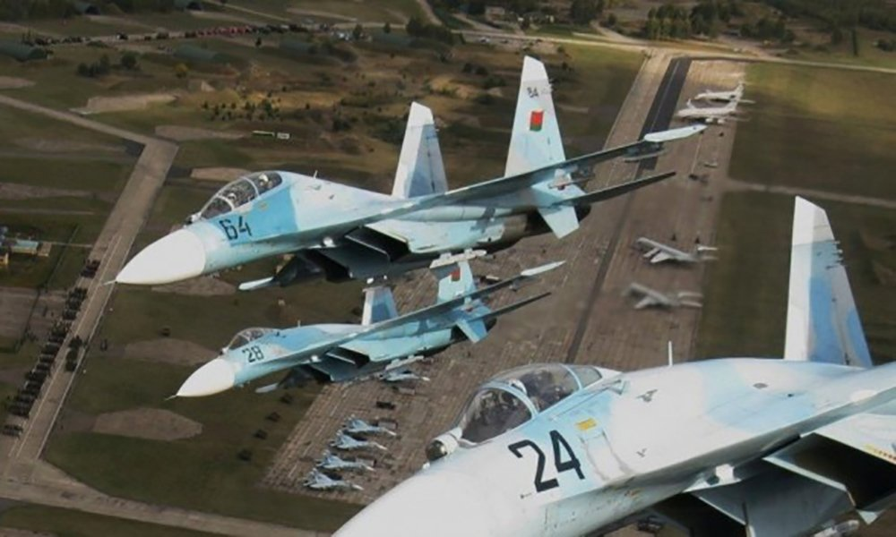 Air Force and Air Defense of Russia and Belarus to begin joint duty at Belarusian airfield in summer 2021
