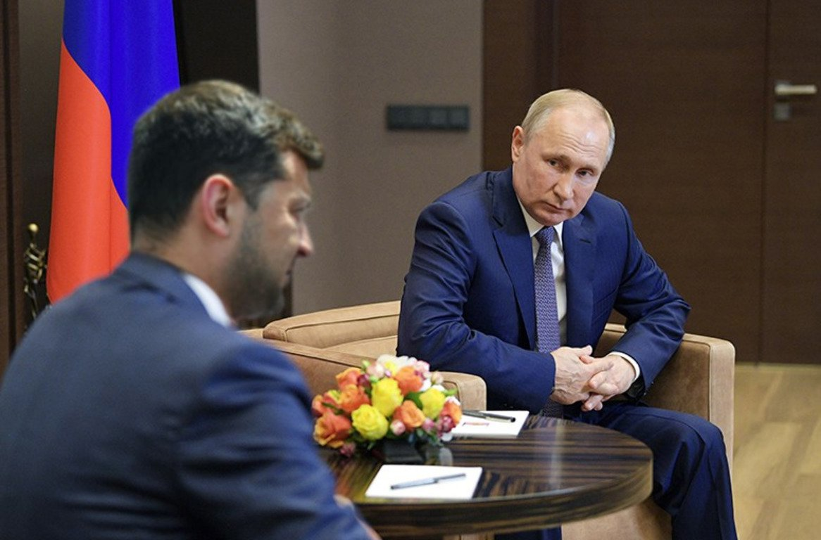 Zelensky has instructed Yermak to prepare a meeting with Putin