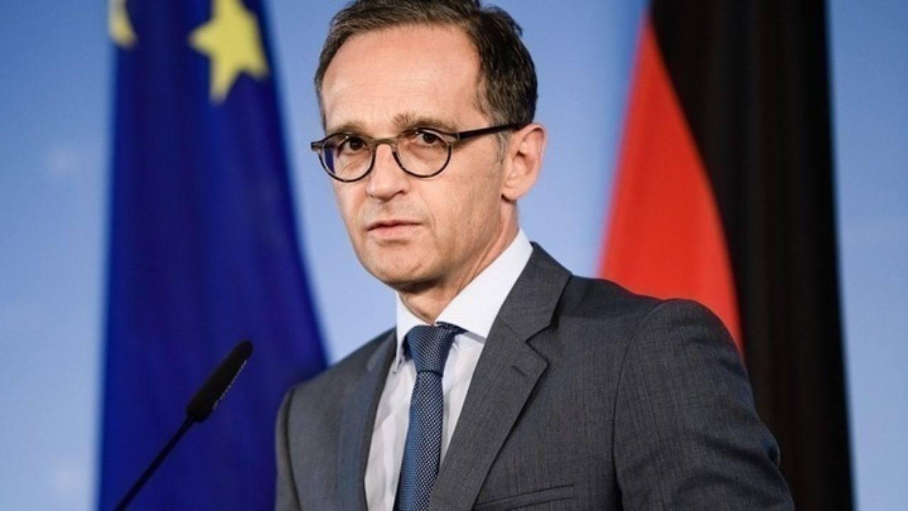 German Foreign Minister sepaks out against stopping Nord Stream-2 construction