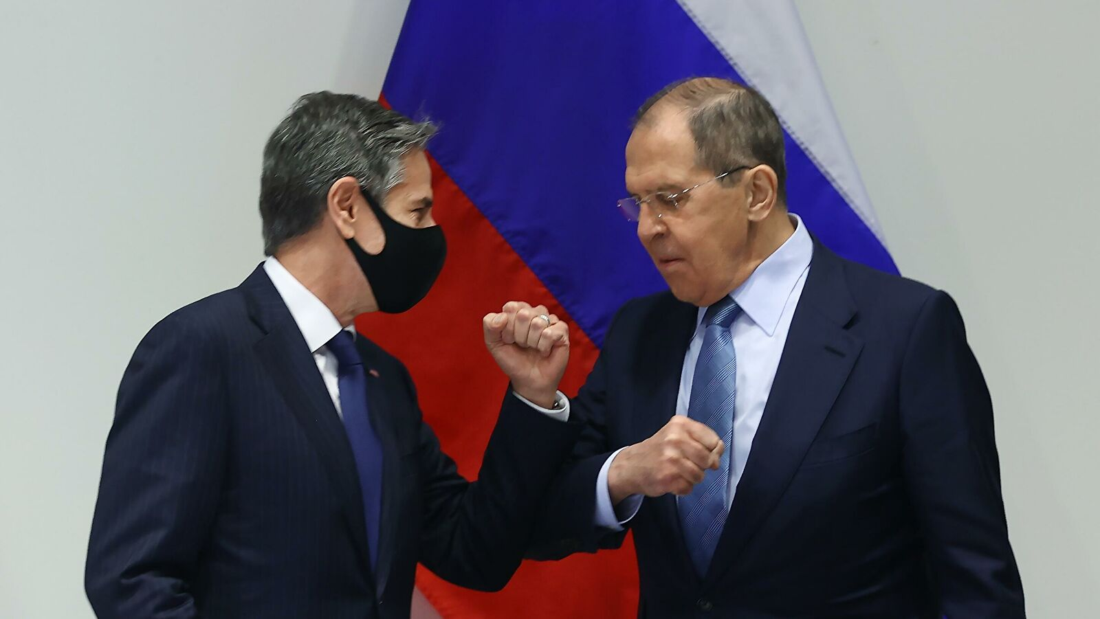 Blinken says meeting with Lavrov in Reykjavik constructive