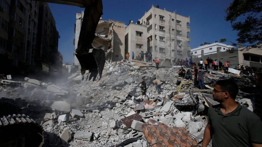 Israeli Ambassador to Russia calls operation in Gaza Strip war on terror