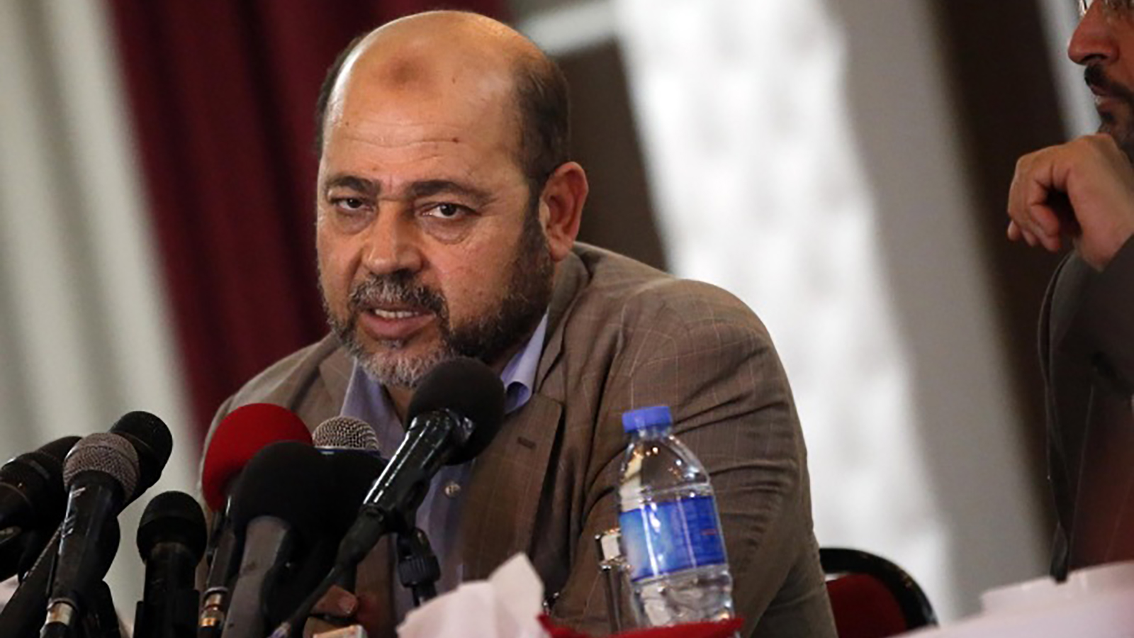 Hamas spokesman names demands for truce with Israel