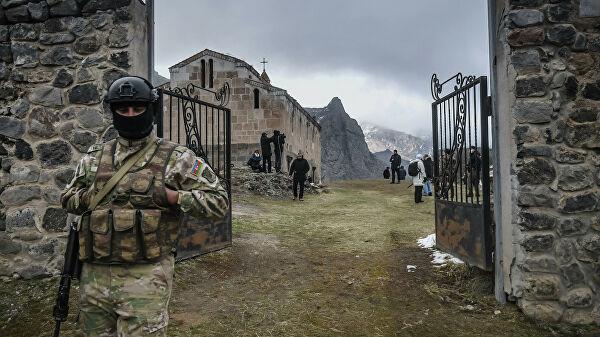 Azerbaijani Foreign Ministry names cause of tension on border with Armenia