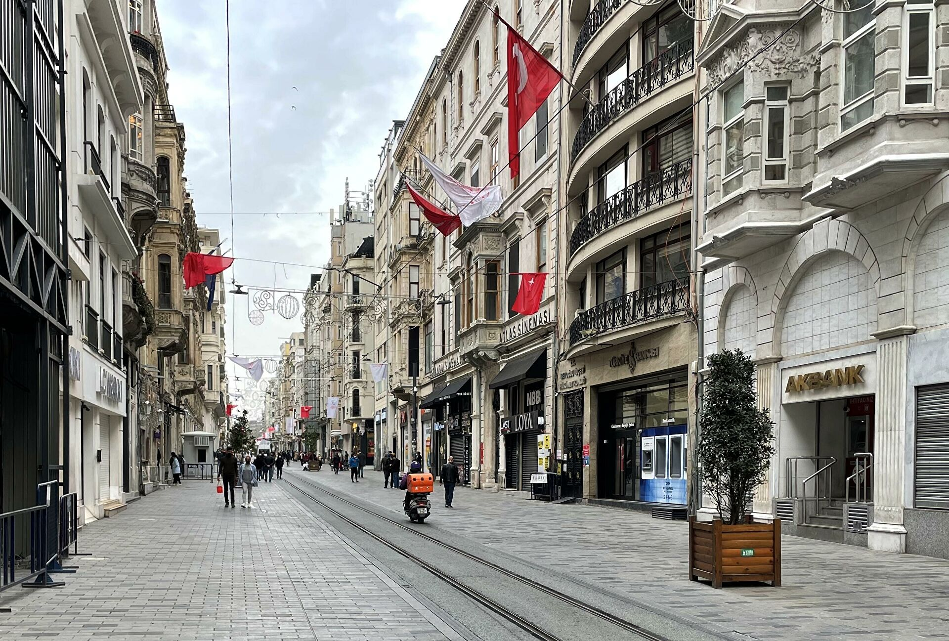Turkey will tighten lockdown conditions