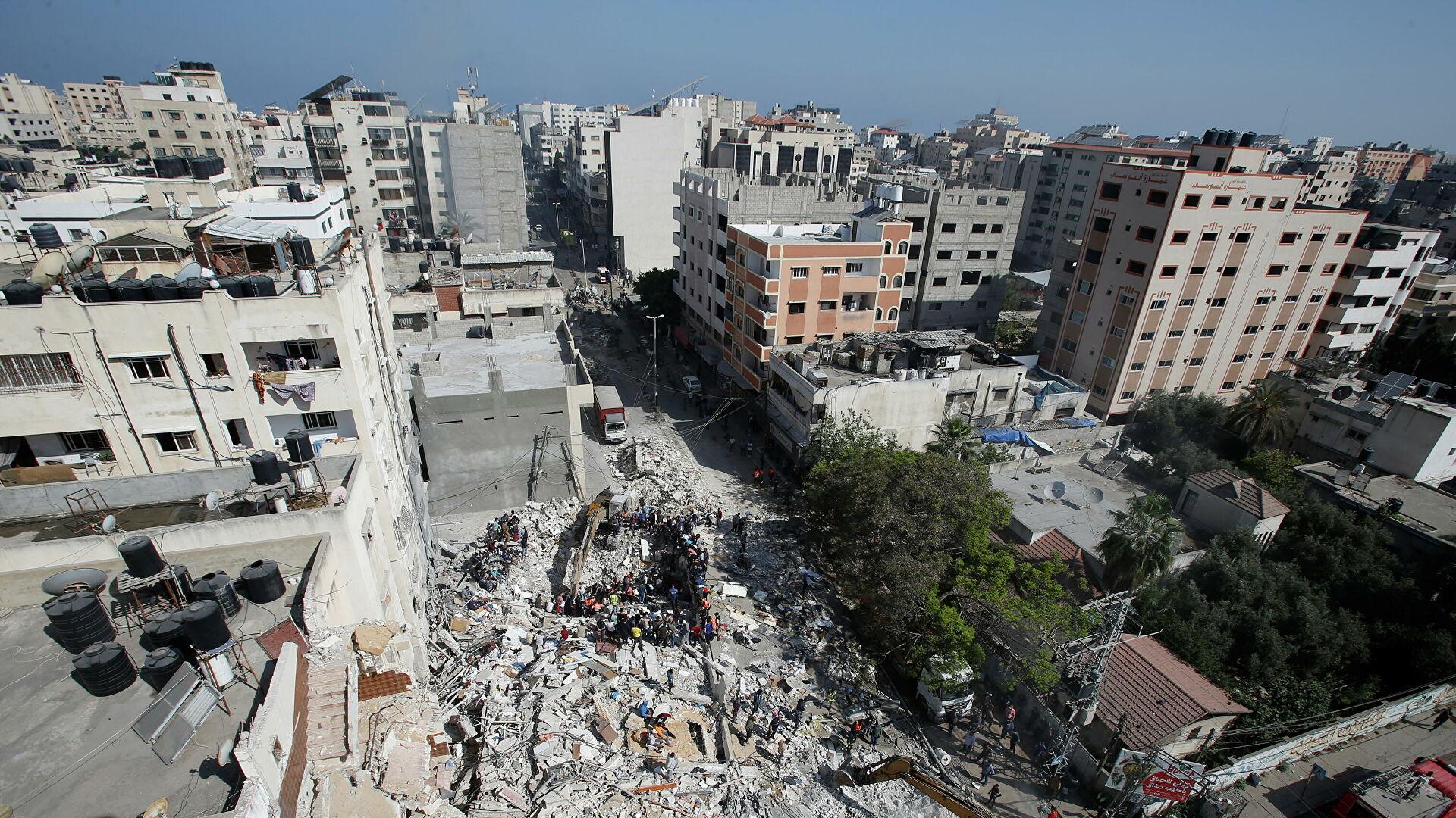 Israel strikes homes of 12 Hamas commanders in 24 hours